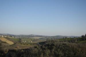 uitzicht noordwest1 300x199 Ons uitzicht op de omliggende heuvels