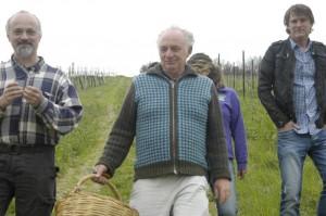 net happy kruid geproefd 300x199 Op bezoek bij Aurora, een biologische wijnboer.