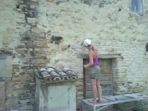 Anne stucwerk gevel@casolareresole 06 300x225 Klussen(III)