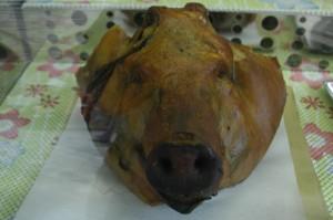varkenskop 300x199 Uitstapje in de provincie Ascoli Piceno