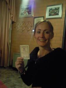 Anne blij met Carta Identica 225x300 Er is weer nieuws uit Italïe
