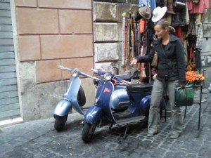 VESPA 300x225 Rome, minder dan 3 uur rijden(2)