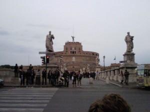 castel santangelo 300x225 Rome, minder dan 3 uur rijden(2)