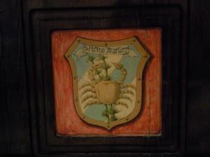 het wapenschild van onze straatnaam 300x225 Er is weer nieuws uit Italïe