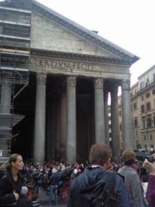 pantheon 225x300 Rome, minder dan 3 uur rijden(1)