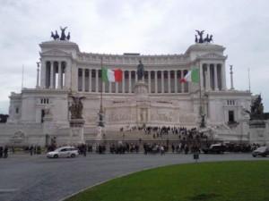 piazza venezia 01 300x225 Rome, minder dan 3 uur rijden(1)