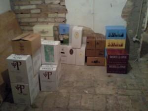 er staat al heel wat wijn klaar voor Nederland 300x225 Goed nieuws