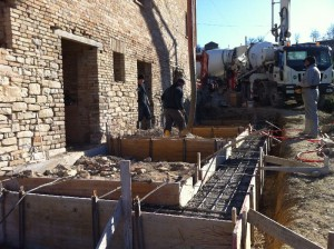 beton storten terras 300x224 Vooruitgang