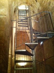 de trap omhoog of omlaag 224x300 Leven als een god in Italïe
