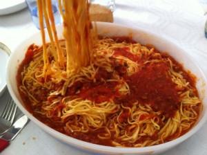 pasta di mamma 300x224 Leven als een god in Italïe