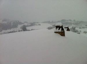 sneeuw op de daken 300x224 Sneeuw, sneeuw en nog eens sneeuw