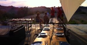 tafels gedekt1 300x155 Iedereen bedankt voor deze fantastische zomer.