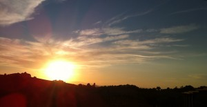 zonsondergang1 300x155 Iedereen bedankt voor deze fantastische zomer.