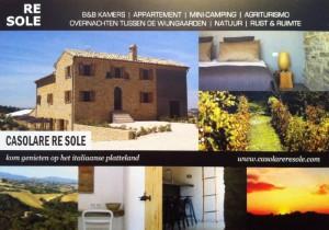 Flyer Casolare Re Sole 300x210 Een nieuw seizoen breekt aan